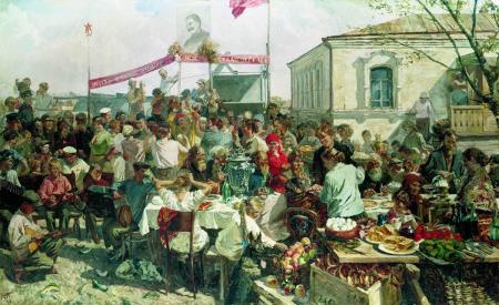 «Крепостные» колхозники и «двухконтурная» экономика СССР - Коммунистическое движение имени «Антипартийной группы 1957 года»