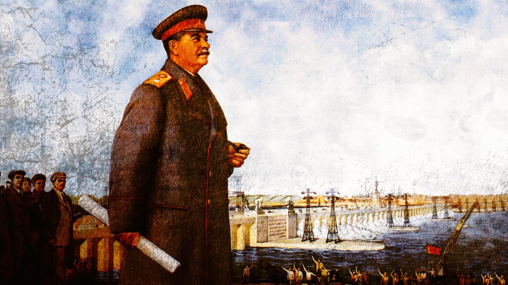"""Экономико-идеологическая проституция и """"Сталинская модель"""""""